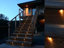 staircase lighting ideas outdoor stair lighting ideas low voltage deck stair lights outdoor steps lighting ideas