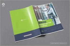 Unique Good Brochure Templates Embellishment - Resume Template ...