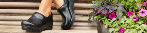 dansko clogs are the perfect choice for professional or casual use