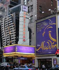 New Amsterdam Theatre New York Ny Ibdb