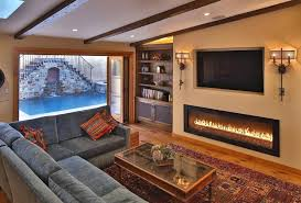 full size of modern gas fires wall mounted pool sconces family room with fireplace outstanding indoor