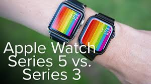 Apple Watch 3 Comparison Chart Apple Watch Series 5 Vs Series 3 The Differences That Matter