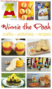 winnie the pooh activities crafts and recipes for preschoolers to s winnie the