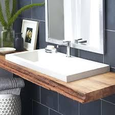 trough sink bathroom trough stone rectangular drop in bathroom sink trough bathroom sink with two faucets