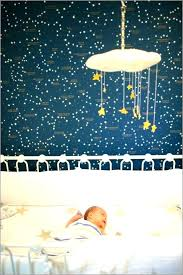 moon and stars nursery sun