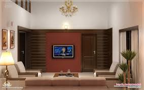 Kerala Style Home Interior Designs Kerala Home Design And Floor - Chiranjeevi house interior