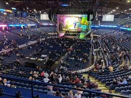 Allstate Arena Rosemont Il Seating Chart Allstate Arena Section 214 Concert Seating Rateyourseats Com