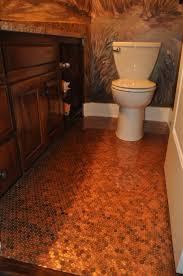 Penny Kitchen Floor 17 Best Images About Copper Pennies On Pinterest Mosaics Copper