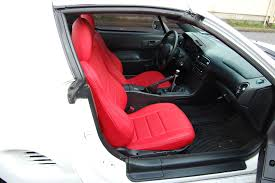 racing seats honda del sol