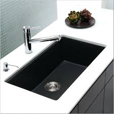 kitchen sink black granite sinks and taps ideas how to clean composite full