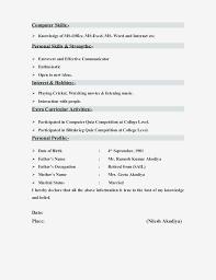 Resume Microsoft Office Microsoft Office Resume 19655 Allmothers Net