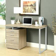 um image for monarch specialties slide out computer desk with storage drawers cappuccino 65 amazing monarch
