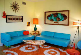 Small Picture Fresh Modern Retro Living Room Ideas With Dazzling Blue Lounge And