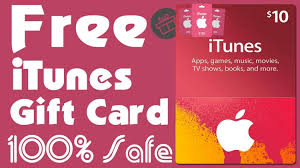 earn free itunes gift card codes