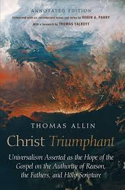 thomas allin christ triumphant the works of george macdonald thomas allin christ triumphant