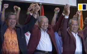Malasia: Ex líder autoritario da victoria a partidos de oposición en elecciones