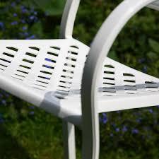 metal stacking garden chairs lazy susan