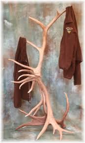 Diy Antler Coat Rack Medium Elk Antler Coat RackHall Tree 73