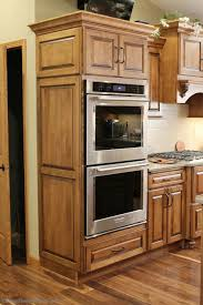 double oven kitchen