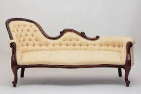 victorian chaise lounge. Victorian Style Chaise Lounge. Image 1 Lounge