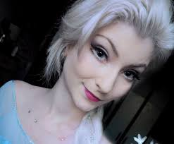 25 best ideas about elsa makeup tutorial on elsa without makeup disney hair tutorial and elsa