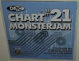 Dmc Chart Monsterjam Volume 21 August 2018 Brand New Cd Dj