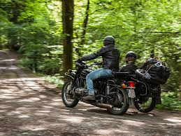 how a sidecar will change your riding mcn