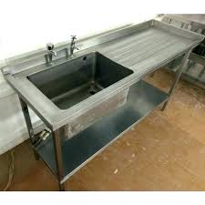 commercial kitchen sink. Commercial Kitchen Sink Used Sinks Fixtures Drain Assembly I