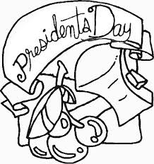 Small Picture Happy Presidents Day for All US Citizens Coloring Page Download