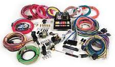 universal wiring harness ebay street rod wiring harness at Car Wiring Harness