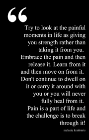 Quotes pain Positive Inspirational Quotes Pain is a part of life 23