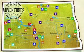 hidden gems  official north dakota travel  tourism guide