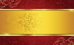 high end cards gold card background