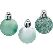 Weihnachtskugel Set 9 Teilig Mint