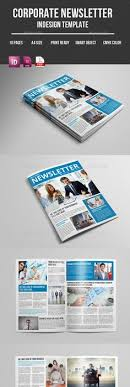 Corporate Newsletter Templates (11 Images) - Eco Enviame Template