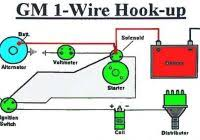 great one wire alternator wiring diagram chevy business in examples one wire alternator wiring diagram chevy 57 elegant how to install a e wire alternator fresh