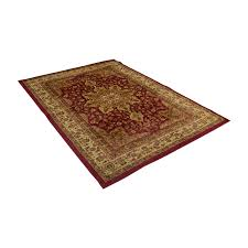 home dynamix home dynamix royalty red persian rug used
