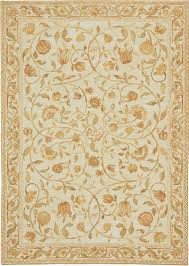 cream beig gold green oriental rug asmara rug