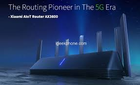 <b>Xiaomi AIoT Router AX3600</b> Review - Wi-Fi 6 Wireless Router at ...