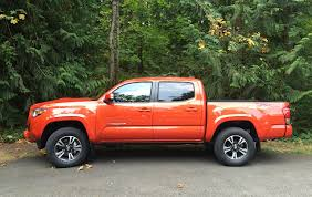 2016 Toyota Tacoma: More Refinement, Power, MPGs and Capability ...
