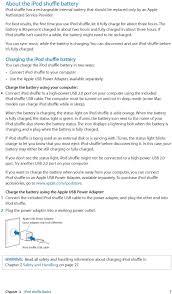 Ipod Shuffle User Guide Pdf Free Download