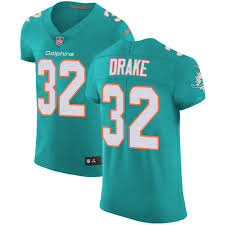 Stitched Dolphins Stitched Miami Miami Jersey
