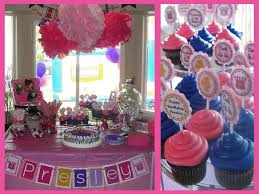 images fancy party ideas: mom did such a great job incorporating a character that her daughter loves with her own stylish touches to really take this party and make it her own
