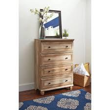 rustic bedroom dressers. Rustic Bedroom Design With Walmart Chest Drawers Dresser, Finished Oak Wood Construction, Dressers C
