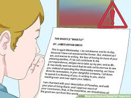 how to check an essay for plagiarism steps pictures  image titled check an essay for plagiarism step 4