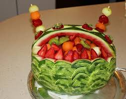 watermelon fruit basket for graduation. Contemporary Watermelon Fruit Basket Made From Watermelon Inside Watermelon For Graduation