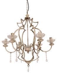 amazing antique white chandelier on freja