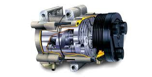 car air conditioning compressor. when should you have the ac compressor replaced? car air conditioning