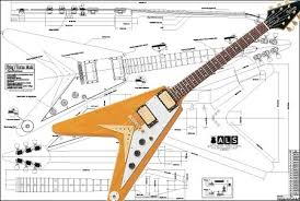 guitar parts n luthiers supplies parts materials gibson flying v korina® electric guitar plan buy any 2 get 1