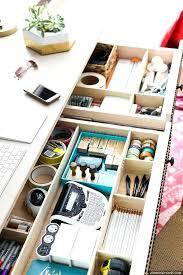 office drawer organizers. Office Desk Drawer Organizer Chic Organizers With Drawers Best Ideas On Organiser Tray M